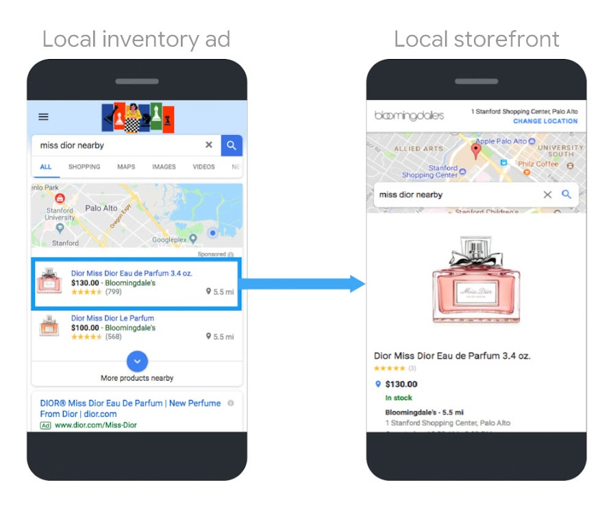 VersaFeed & Google Local Inventory Ads - VersaFeed